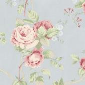 Виниловые обои Aura Rose Garden CG28815