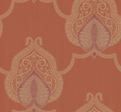 Бумажные обои Seabrook Marrakesh VI40501