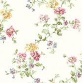 Бумажные обои Wallquest Springtime Cottage CG30902