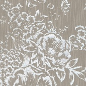 Текстильные обои Architects Papers Metallic Silk 306574
