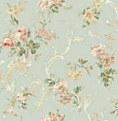 Бумажные обои Wallquest Springtime Cottage CG30002