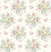 Бумажные обои Wallquest Springtime Cottage CG30707