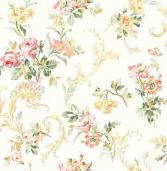 Бумажные обои Wallquest Springtime Cottage CG30007