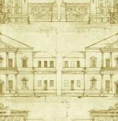 Бумажные обои Wallquest Savannah House sv61605