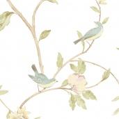 Виниловые обои Aura Rose Garden HM26326