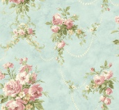 Бумажные обои Wallquest Savannah House sv60502
