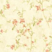 Бумажные обои Seabrook Garden Diary cy10701