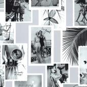 Виниловые обои Bn international Riviera Maisonose RM18280