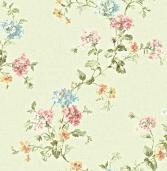 Бумажные обои Wallquest Springtime Cottage CG30904