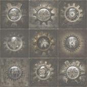 Флизелиновые обои Aura Steampunk G56229