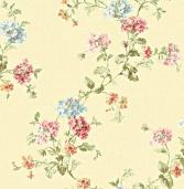 Бумажные обои Wallquest Springtime Cottage CG30905