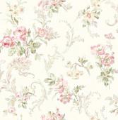 Бумажные обои Wallquest Springtime Cottage CG30001