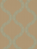 Бумажные обои Seabrook Marrakesh VI40102