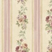 Виниловые обои Aura Rose Garden CG28802