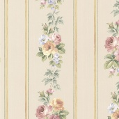 Виниловые обои Aura Rose Garden CN24640