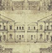 Бумажные обои Wallquest Savannah House sv61607