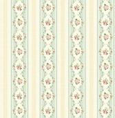 Бумажные обои Wallquest Springtime Cottage CG30502