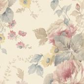 Виниловые обои Aura Rose Garden RG35726