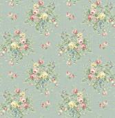 Бумажные обои Wallquest Springtime Cottage CG30702