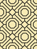 Бумажные обои Wallquest Madison Geometrics la32200